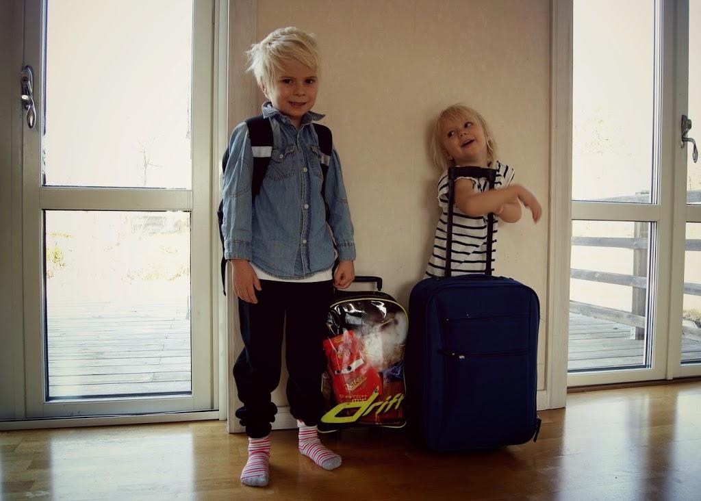 lätt packning
