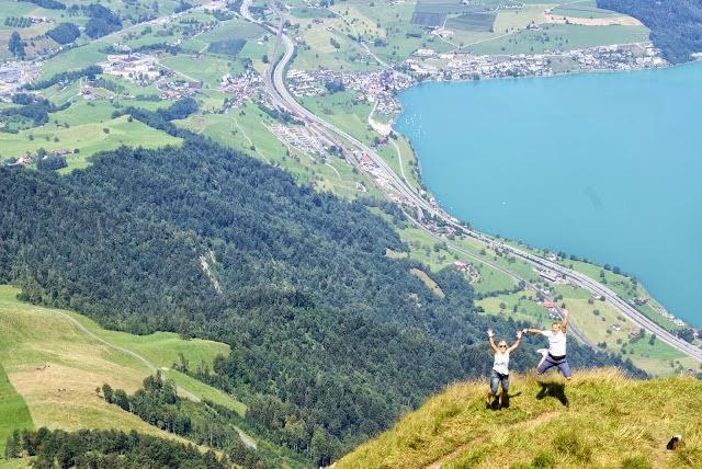 att resa till schweiz