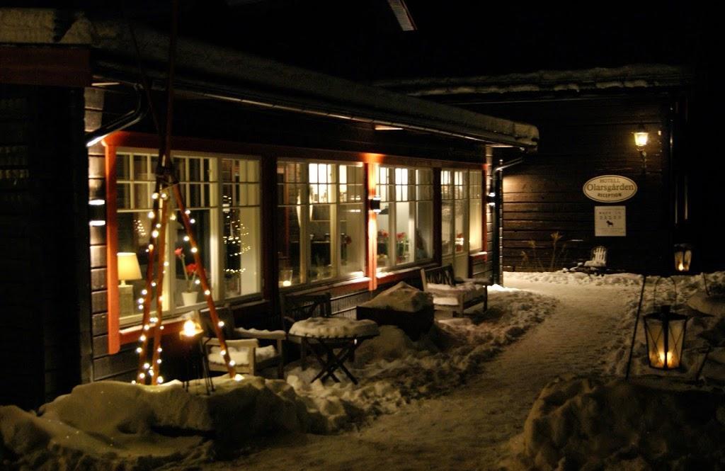 Julbord olarsgården