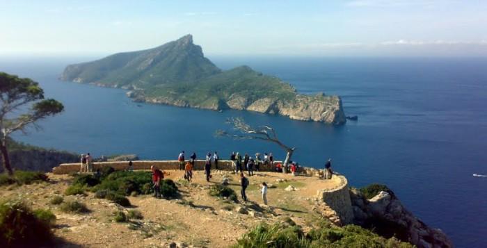 Sa Dragoera Naturreservat (Bild från Mallorcaguide.se)