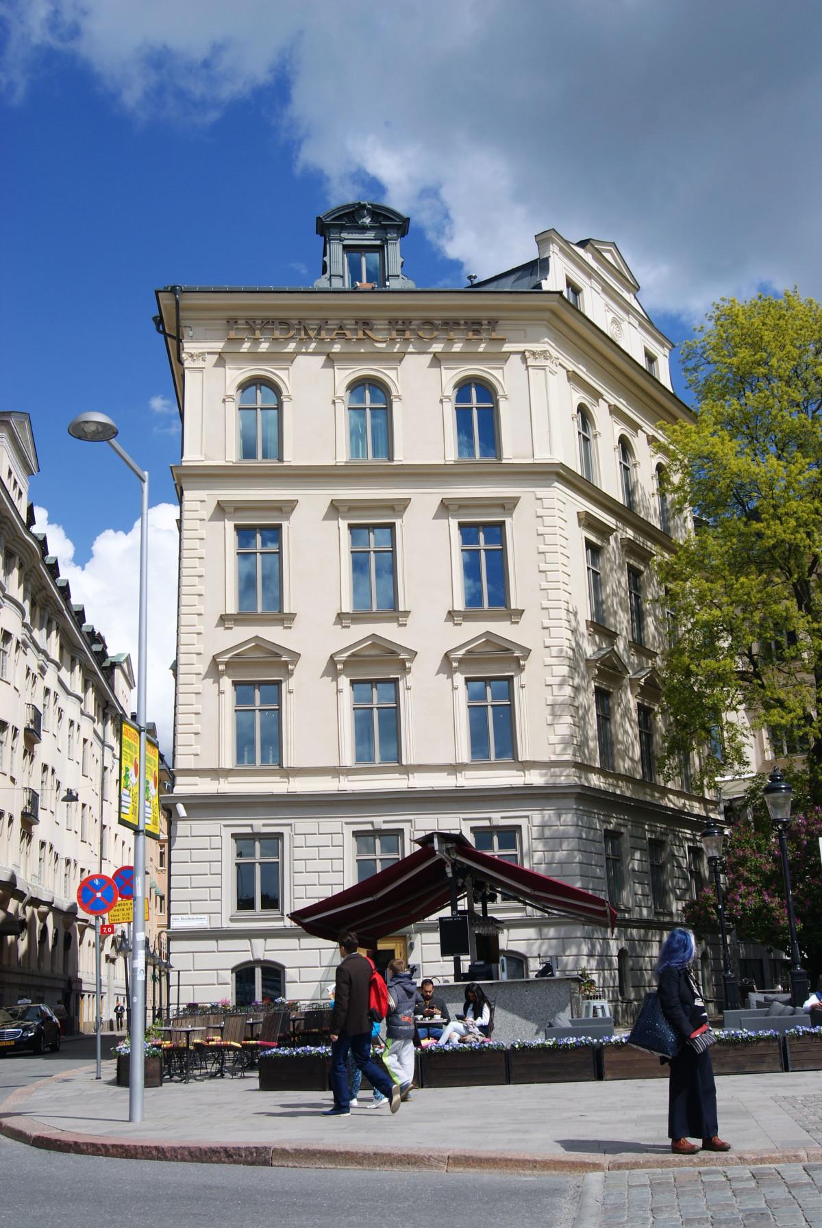 lydmar-hotell