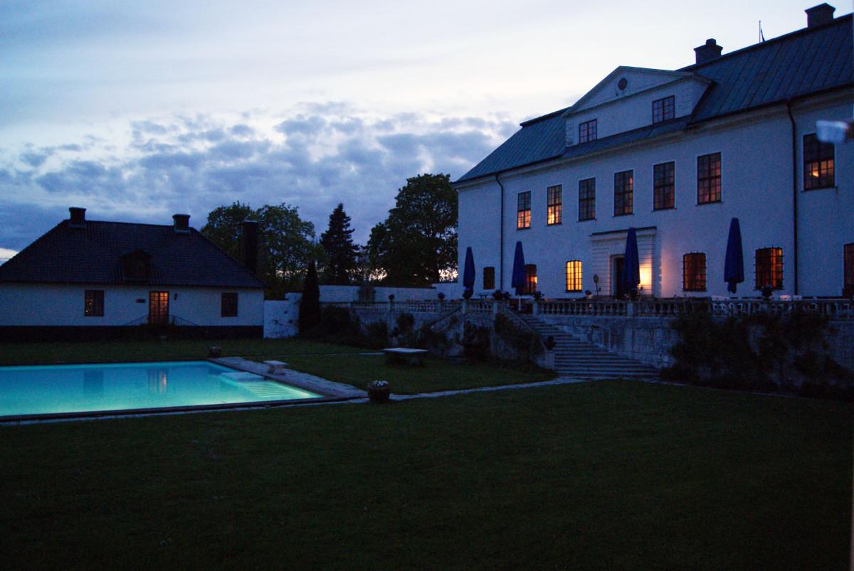 romantisk weekend häringe slott