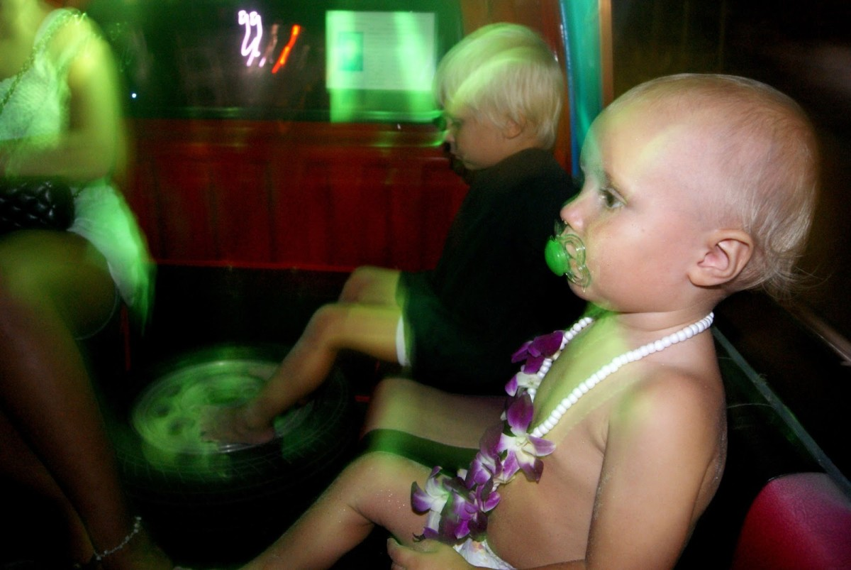 thailand med bebis