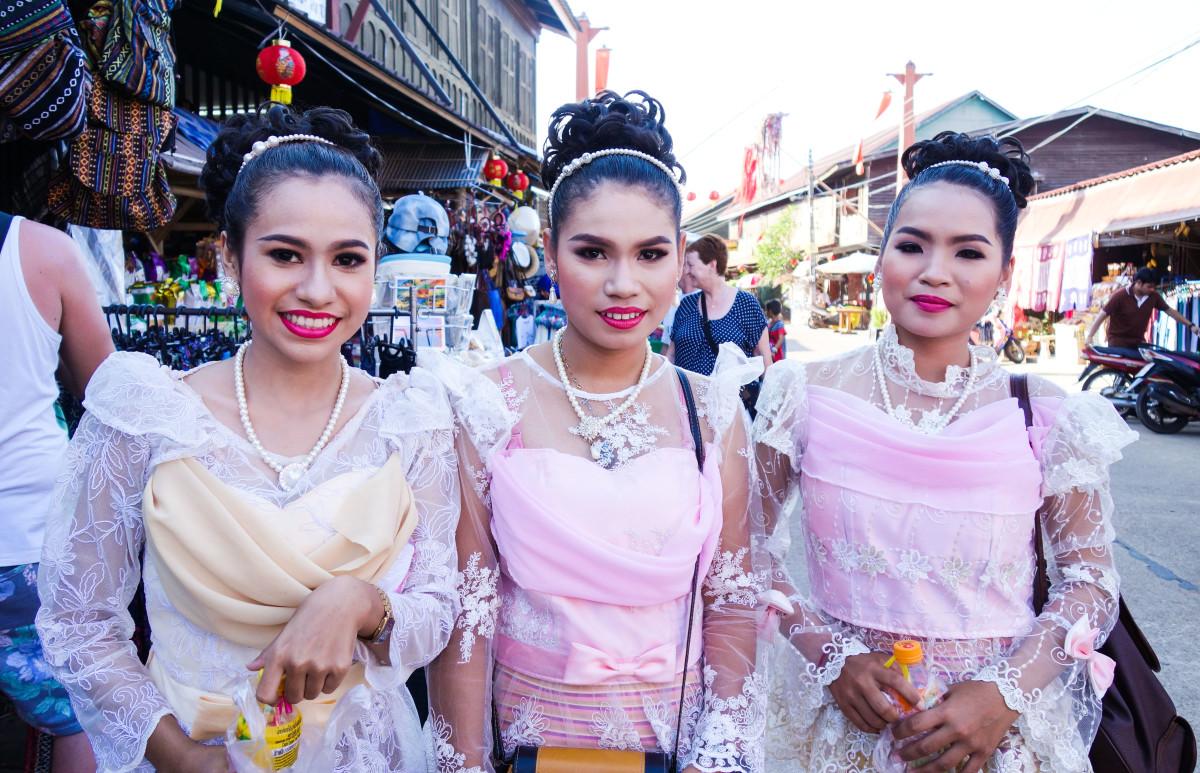 Thailandsplanering x 5: sådant huvudet är fyllt av just nu