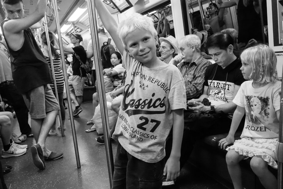 cityweekend med barn