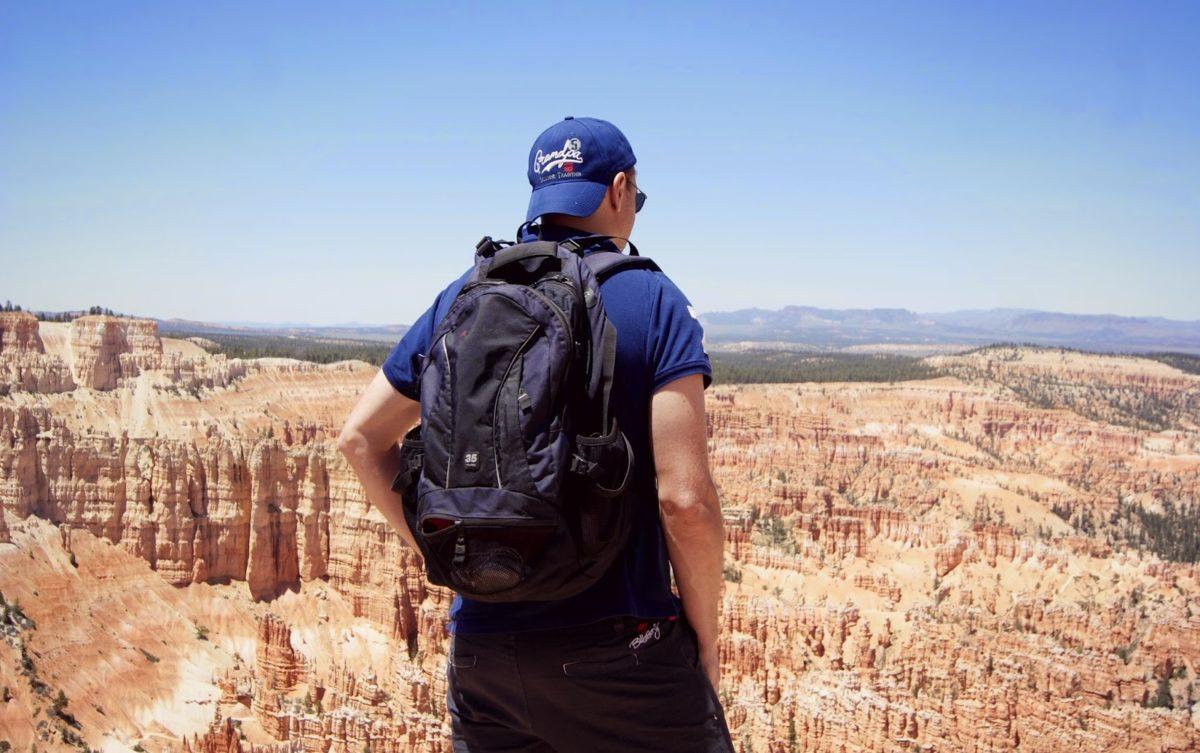 delar din partner ditt intresse för resor