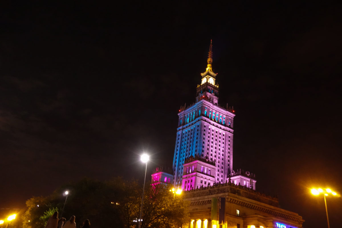 warsaw_by_night