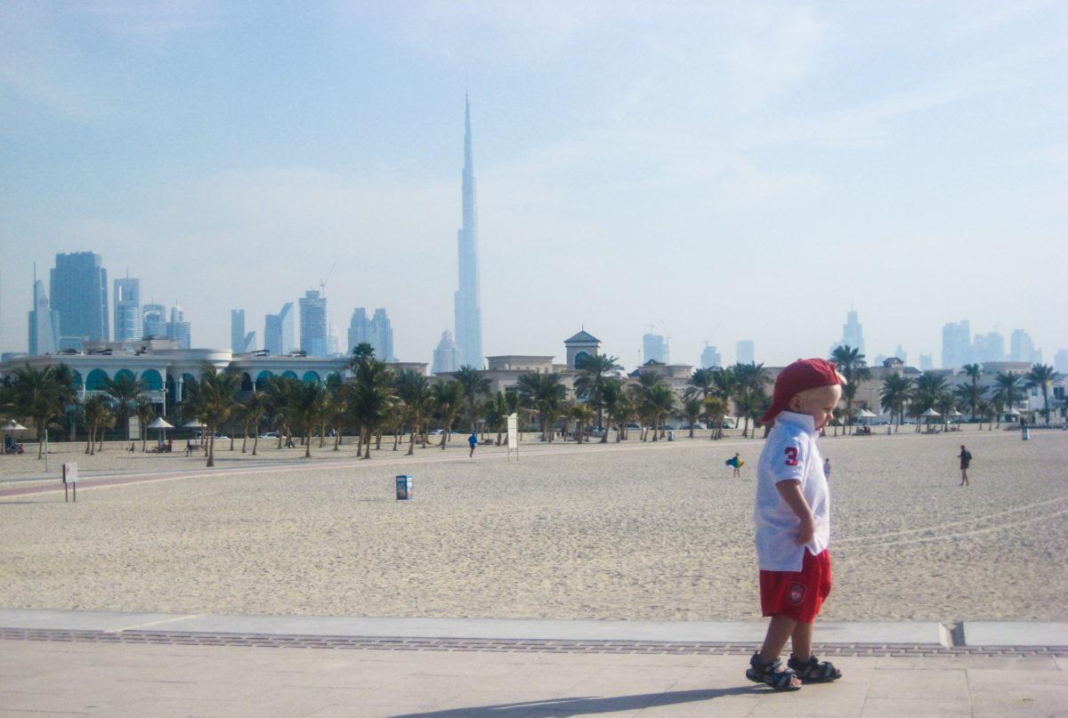 resa till Dubai