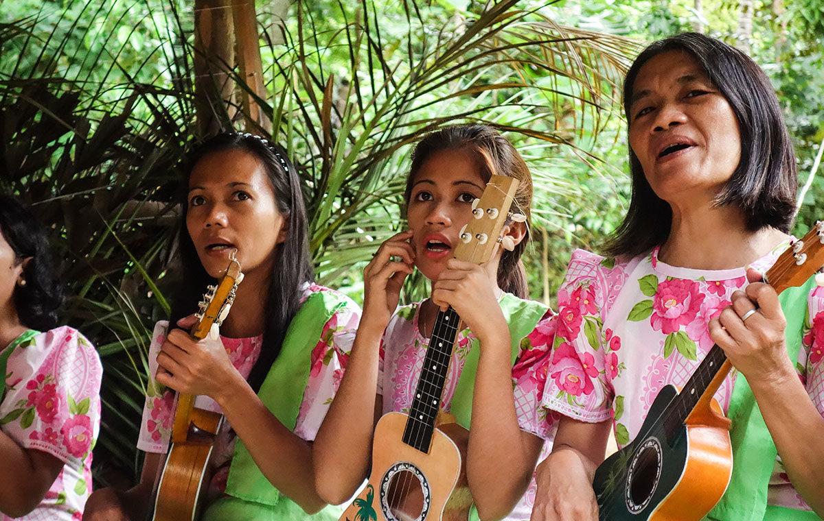 musik filippinerna