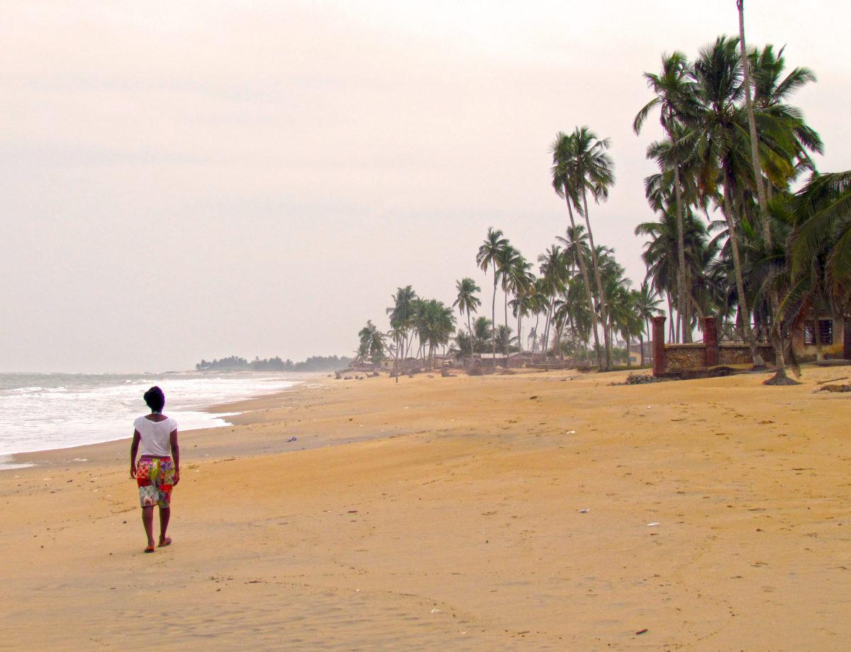 Ghana - Brenu Beach (1)