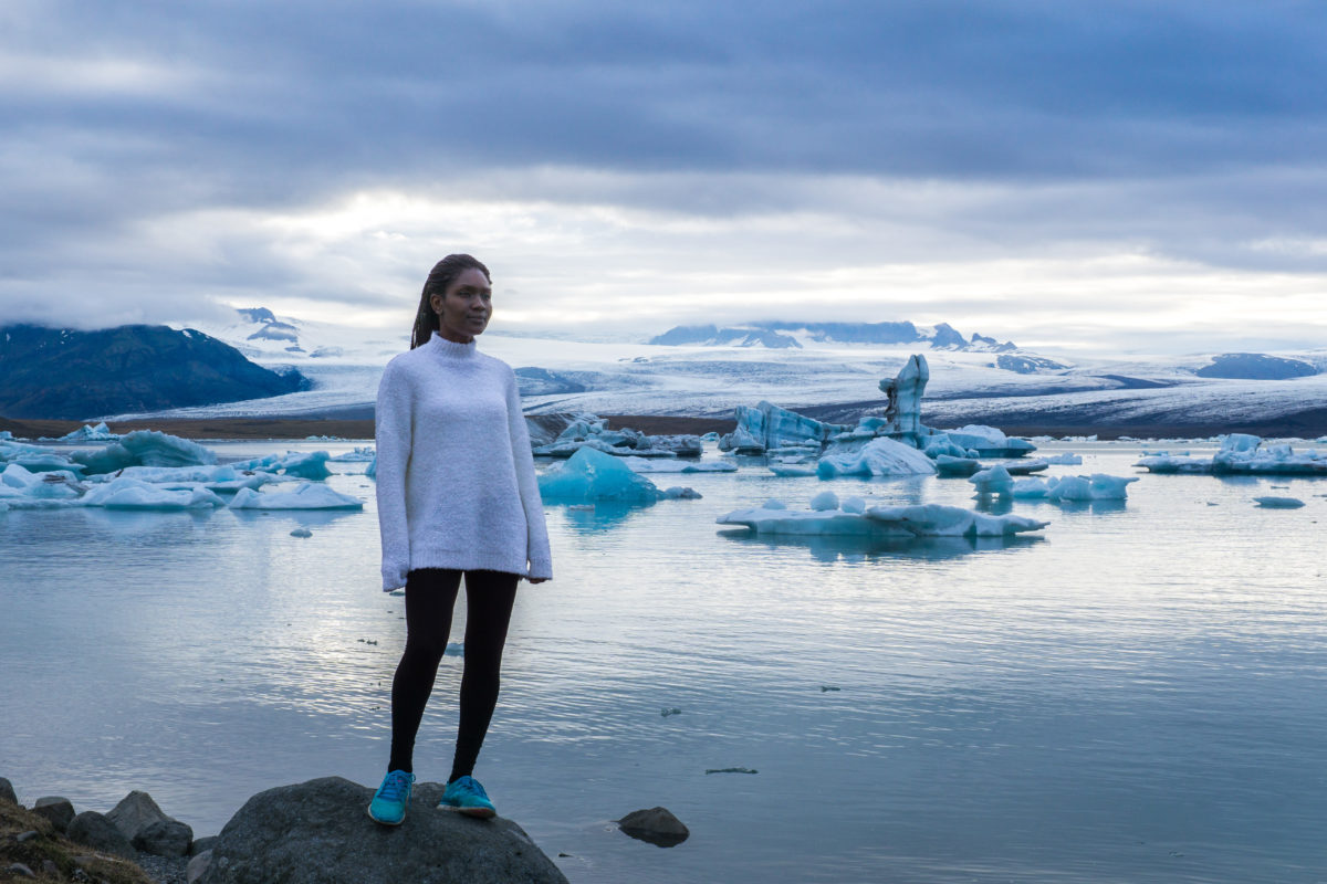 Island - Jökulsárlón