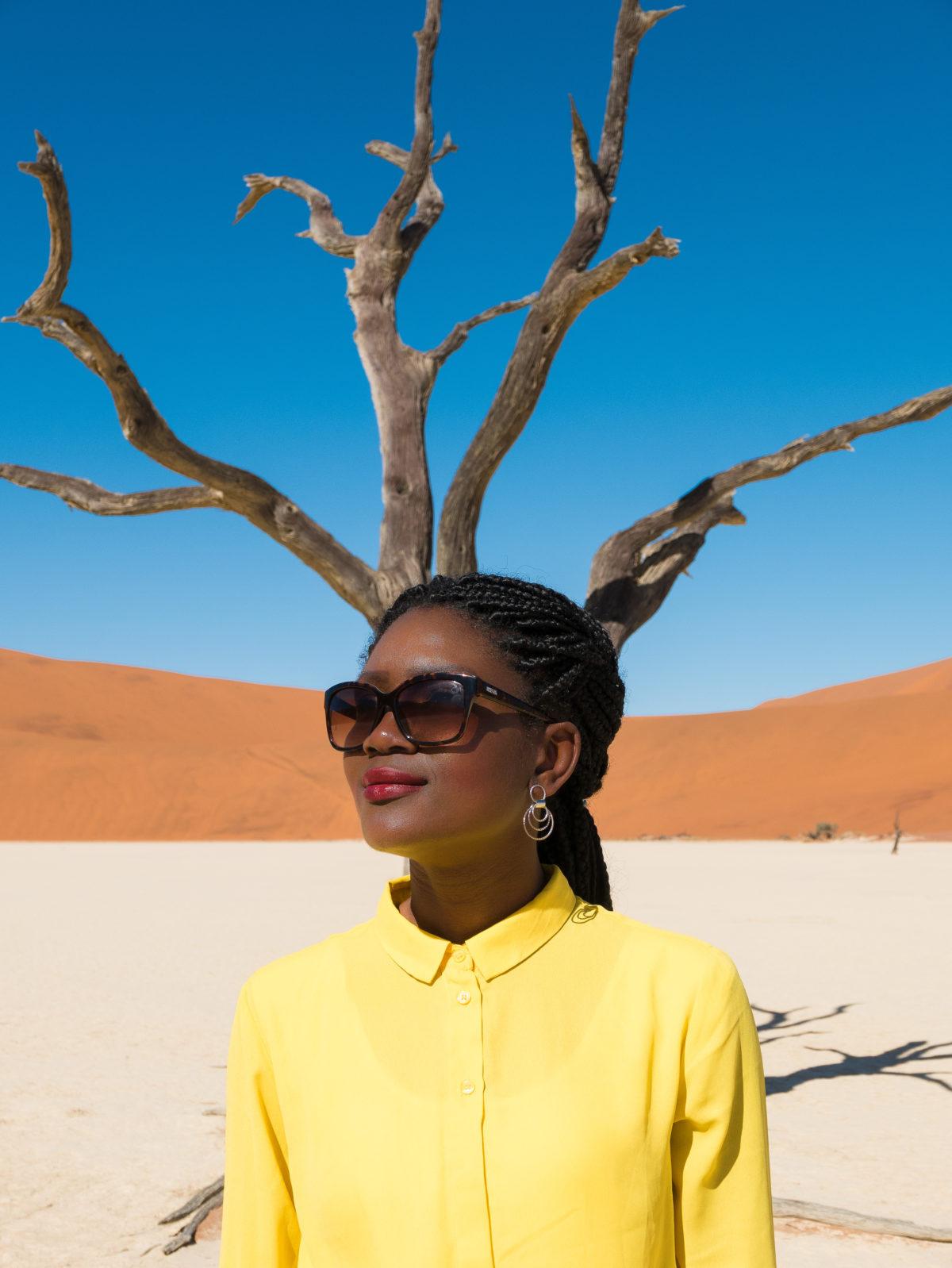 Namibia - Deadvlei
