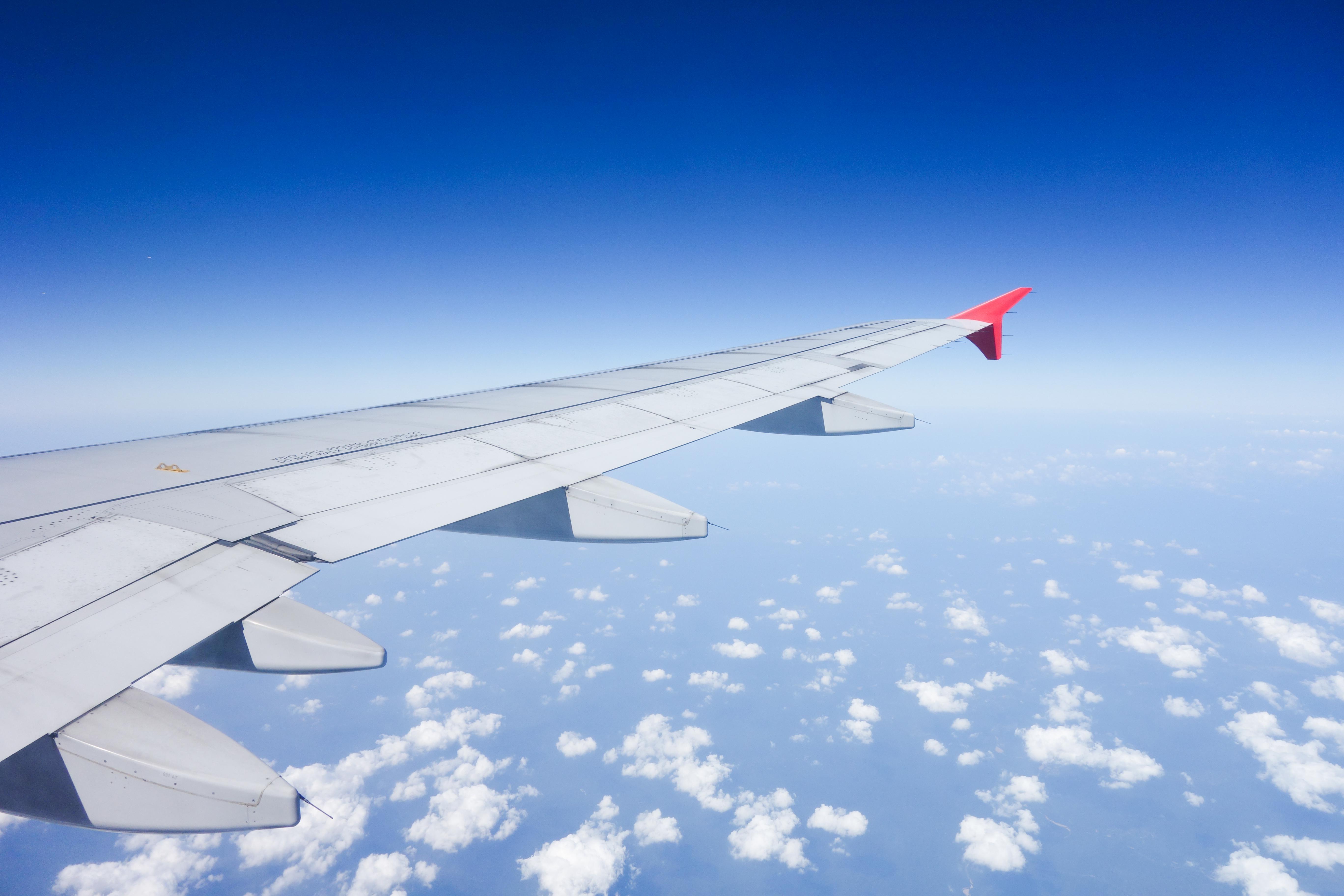 ändra namn på flygbiljetten