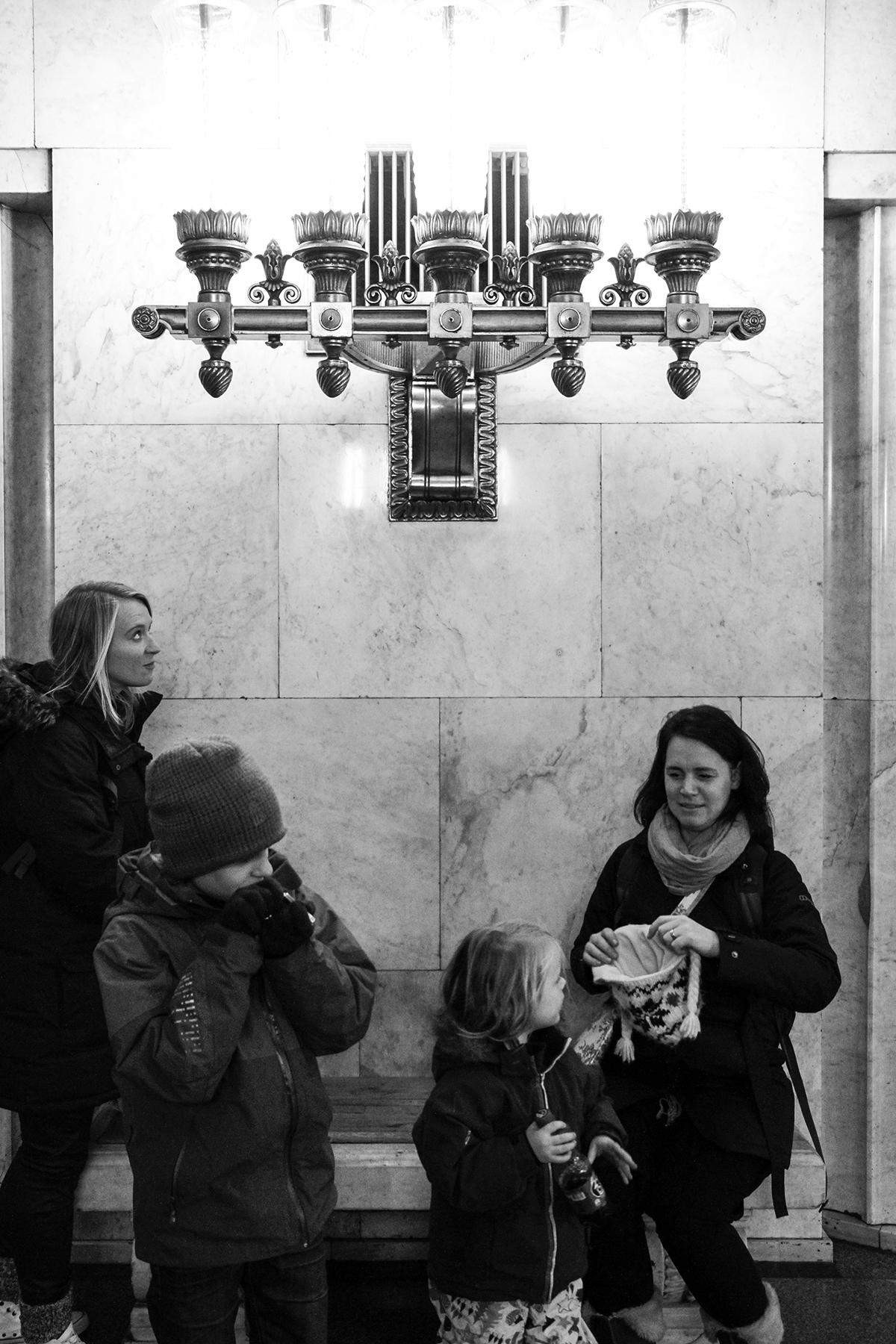 tunnelbanesafari moskva