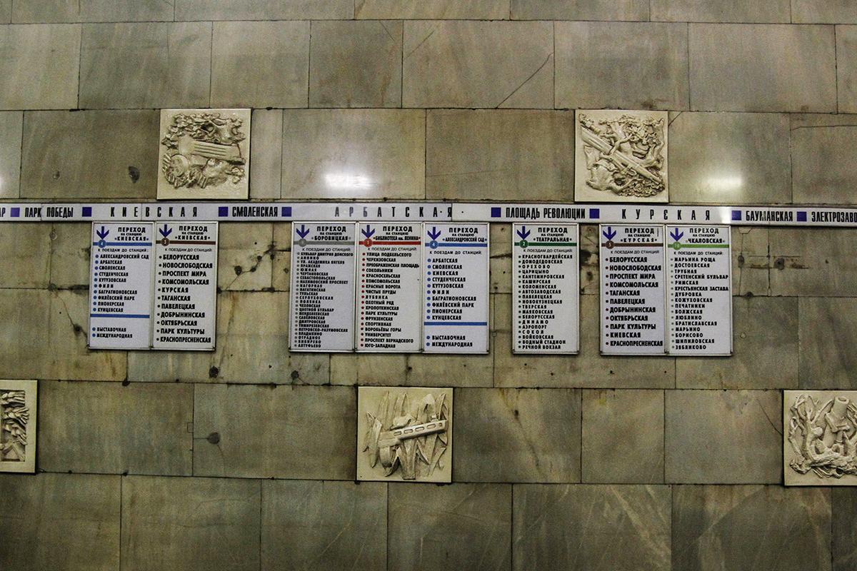 tunnelbanan i moskva