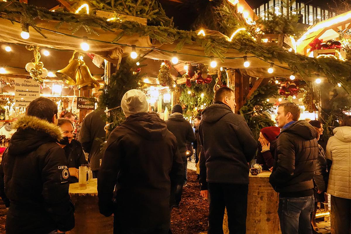 Fürth Weihnachtsmarkt