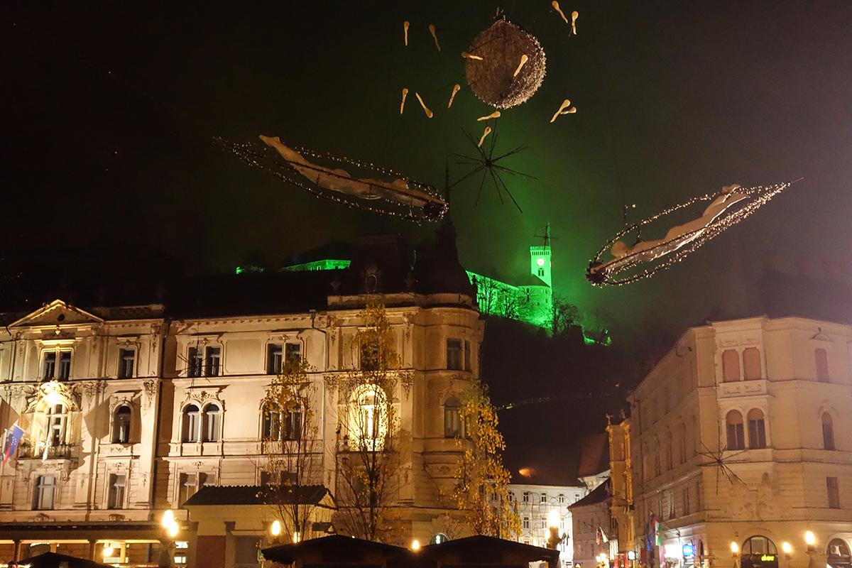 att göra i slovenien