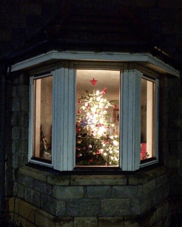 julafton i skottland