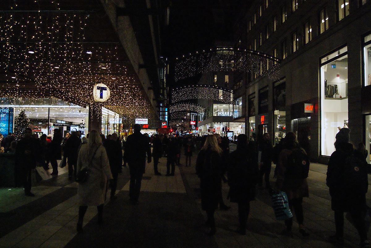 weekend i stockholm