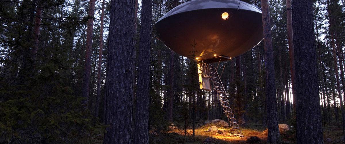 UFO-hus