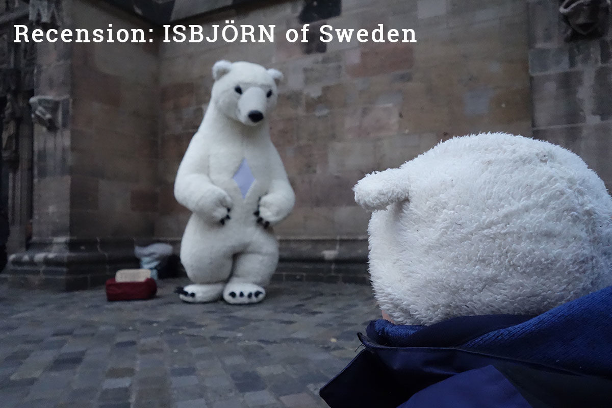 isbjörn of sweden recension