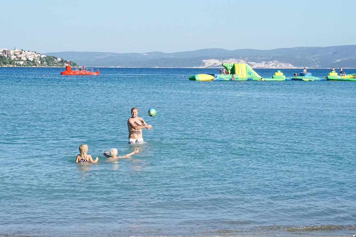 sandstrand kroatien