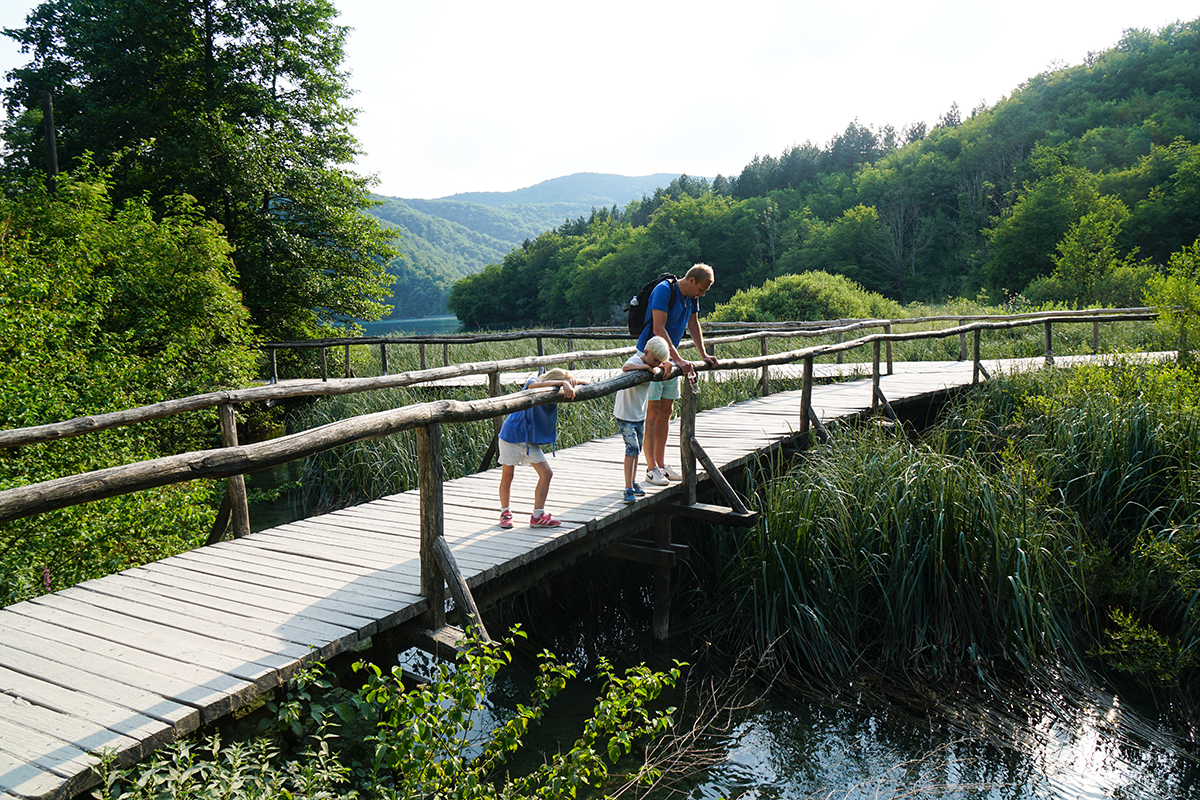 Plitvice Nationalparken