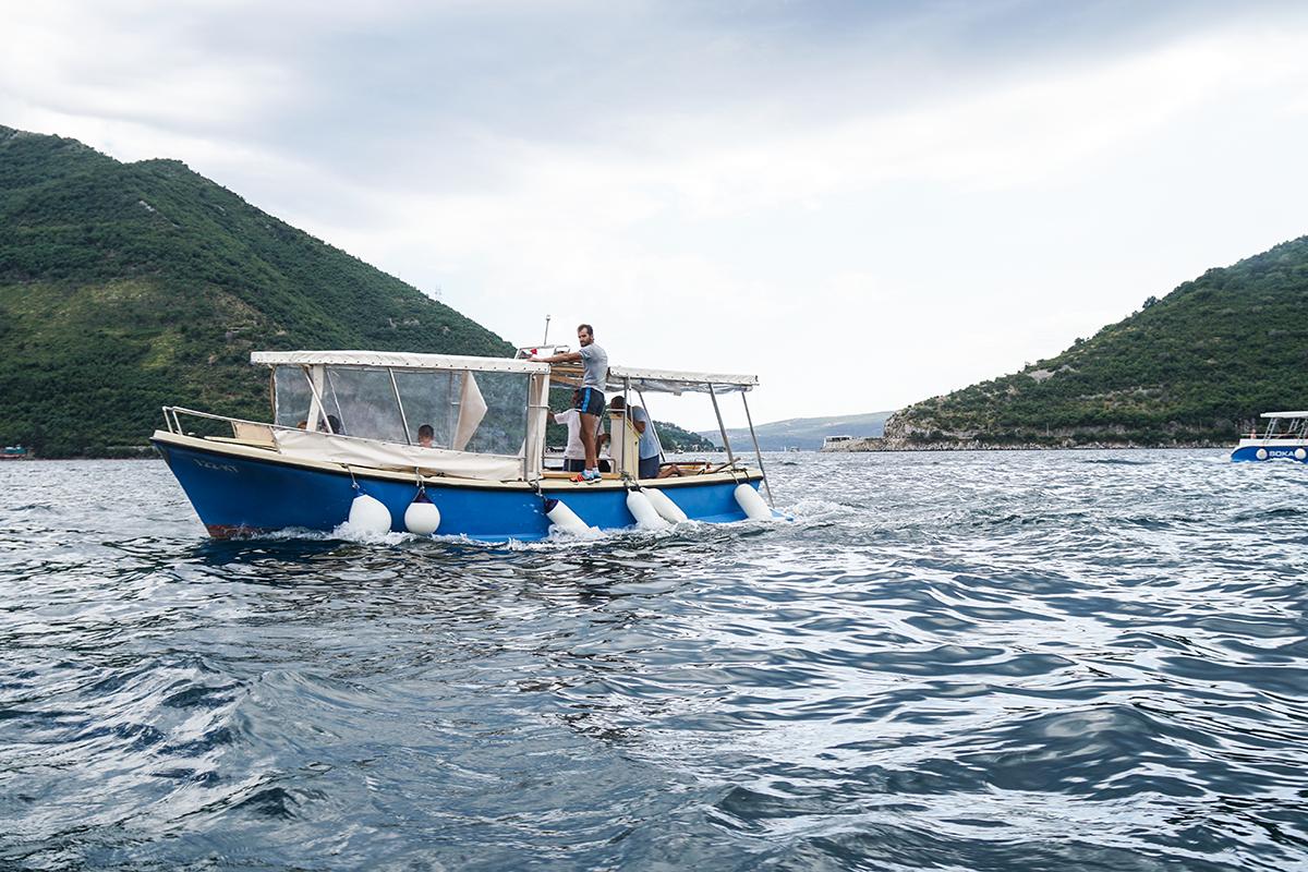 båt kotor