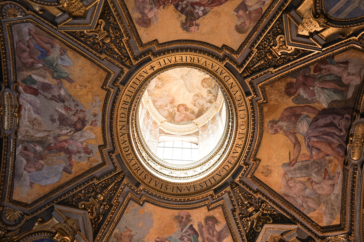 maria kyrka rom