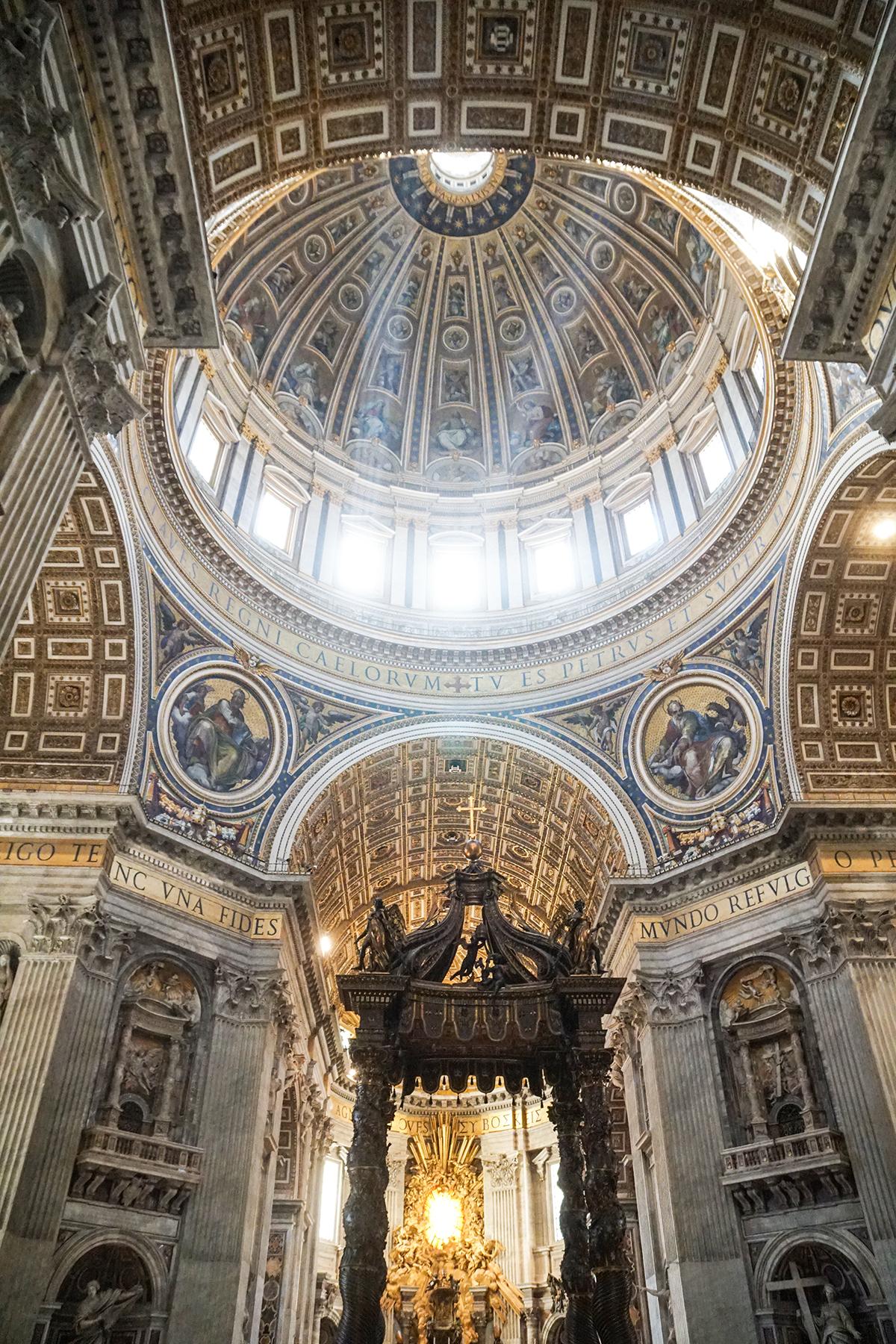 peterskyrkan rom