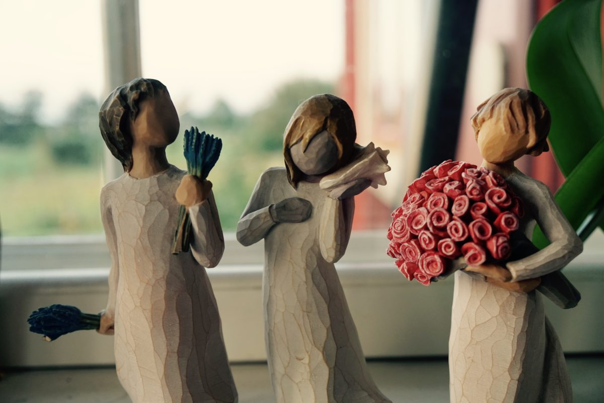 favoriter på sturkö - blommor och lakrisal
