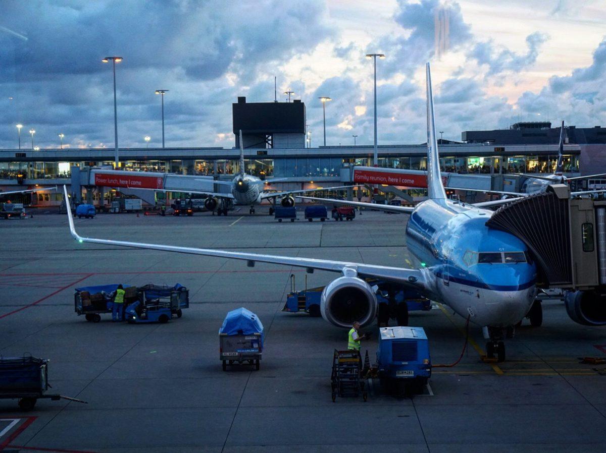 flygplats schiphol