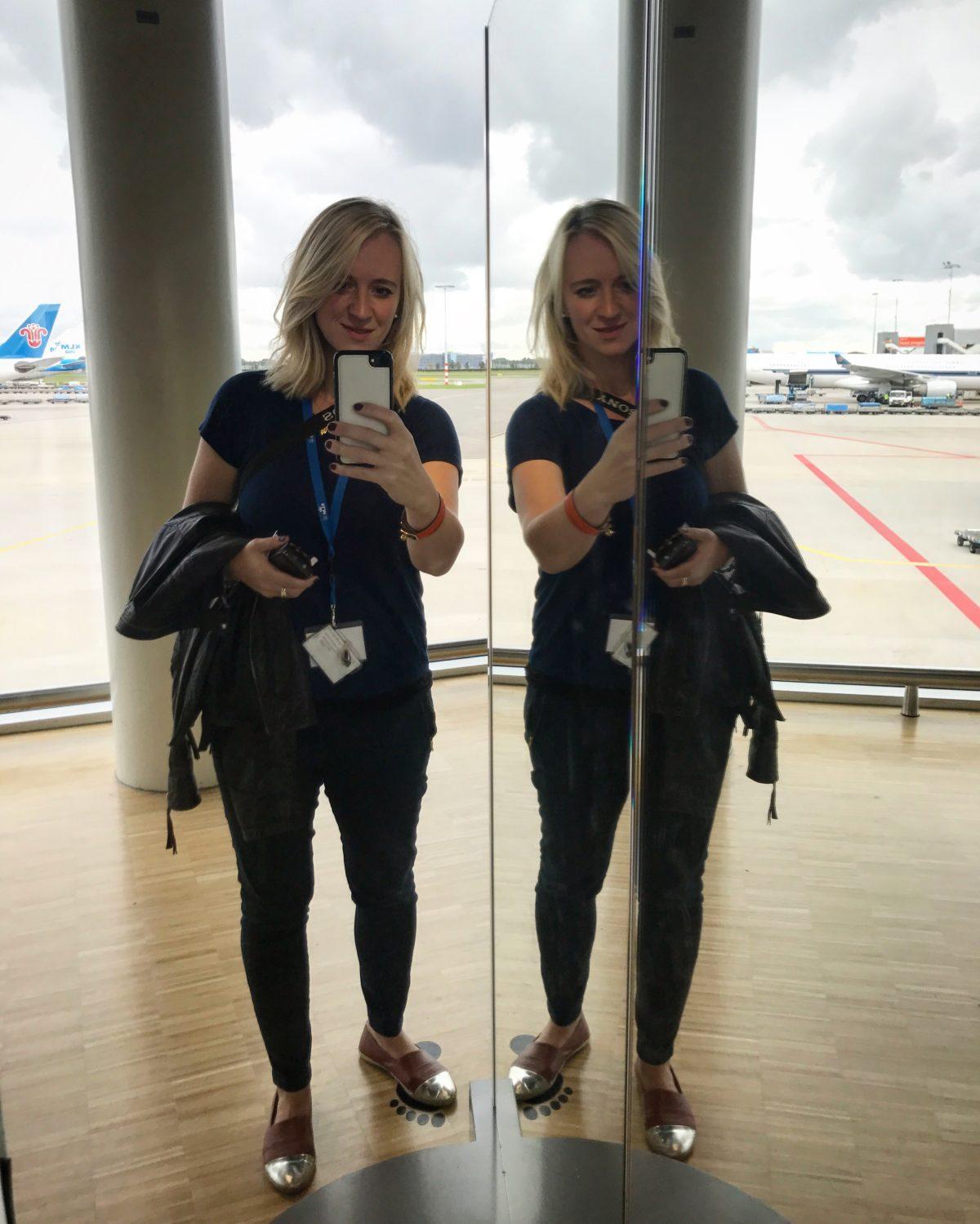 flygplats jobbdag