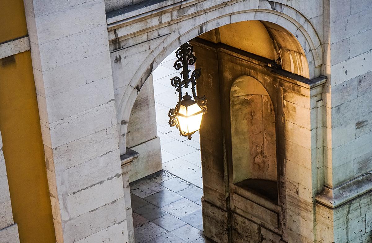 Pousada de Lisboa – Praca do Comércio