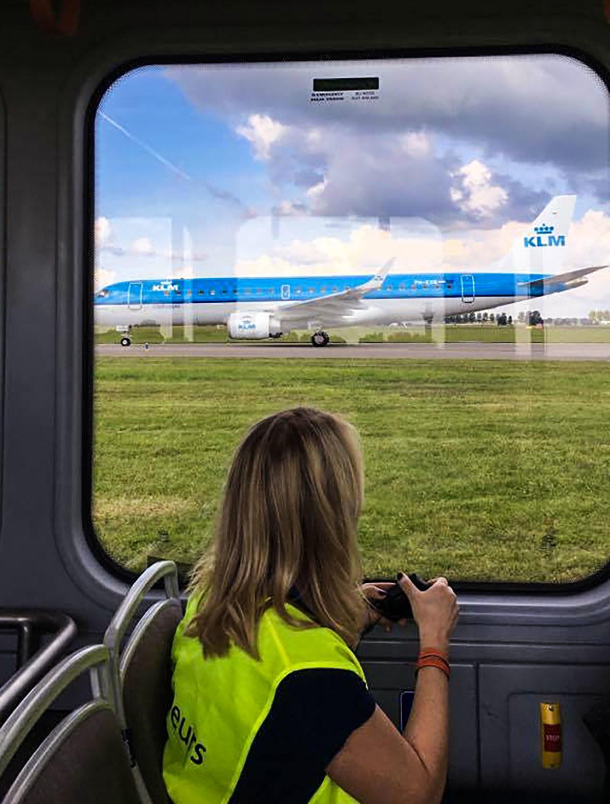 KLM drömresa