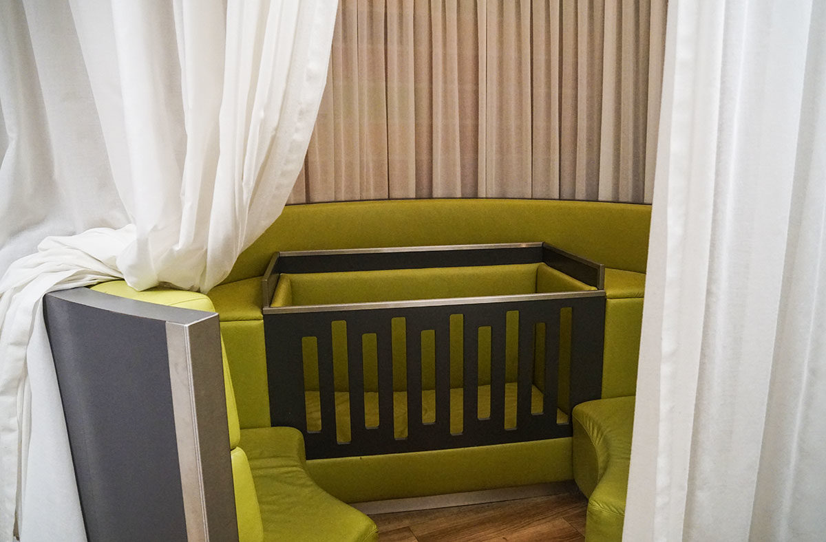 baby lounge
