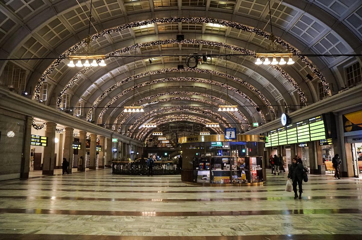tågstation stockholm