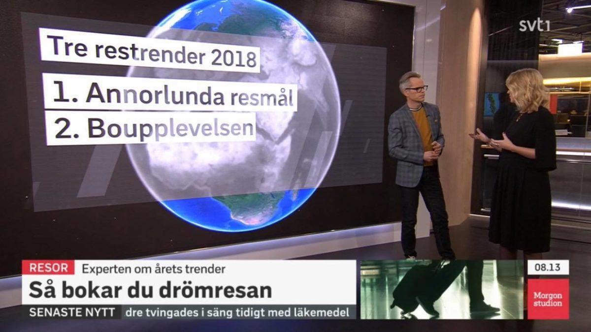 reseexpert SVT Annika Myhre
