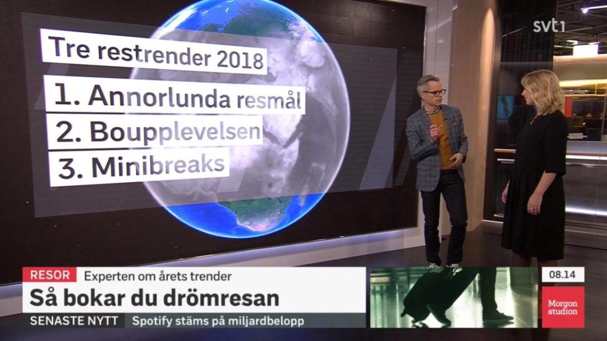 2018 med Resfredag och Att resa-podden