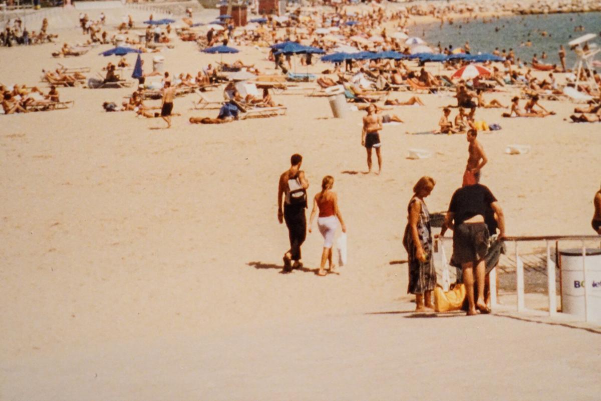 Barcelona plugga utomlands