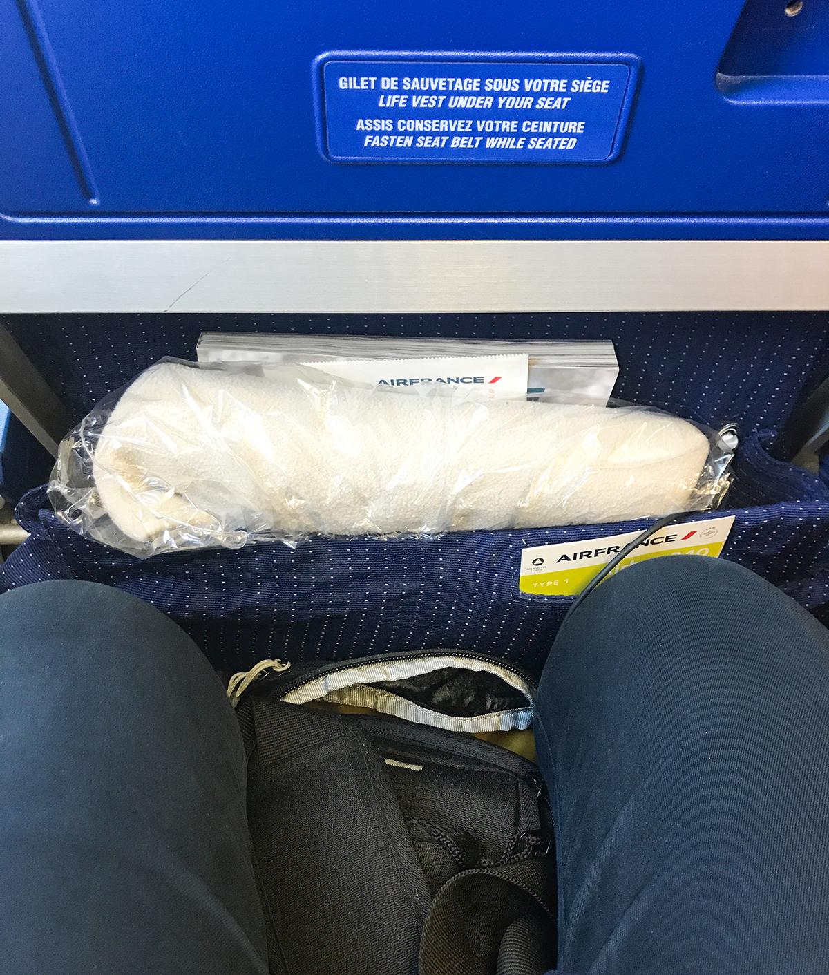 tips för långflygning