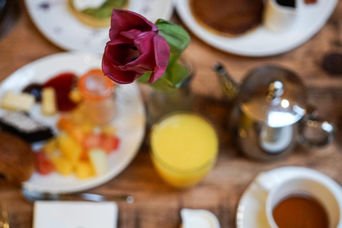 London frukost