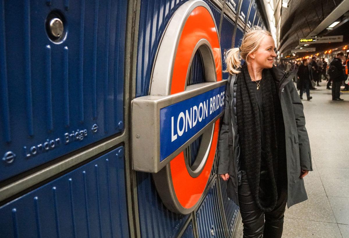 London tunnelbana