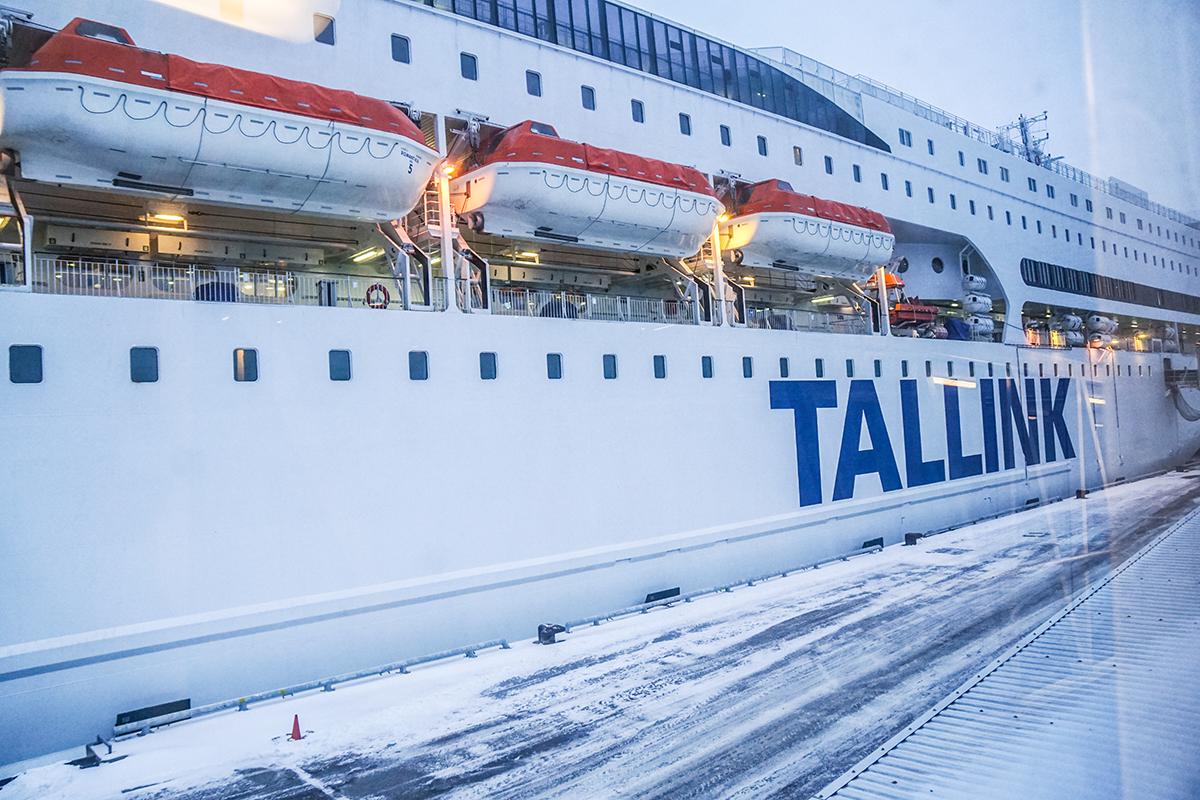 Tallink riga