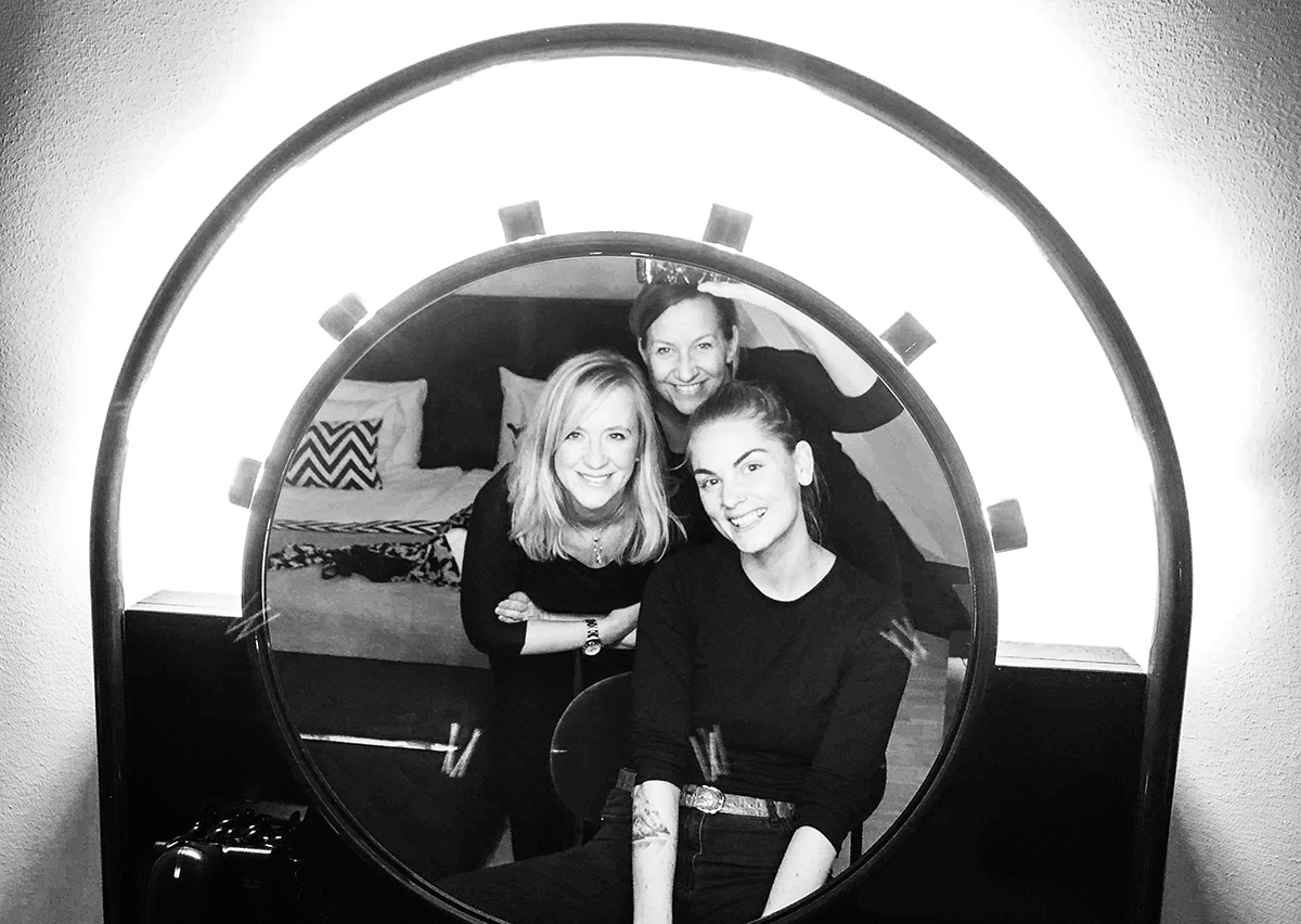 Evelina utterdahl SVT Plus