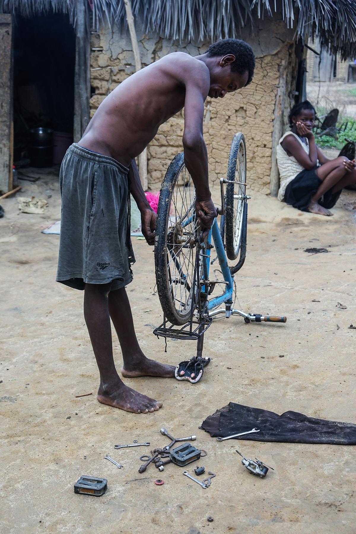 madagaskar cykel
