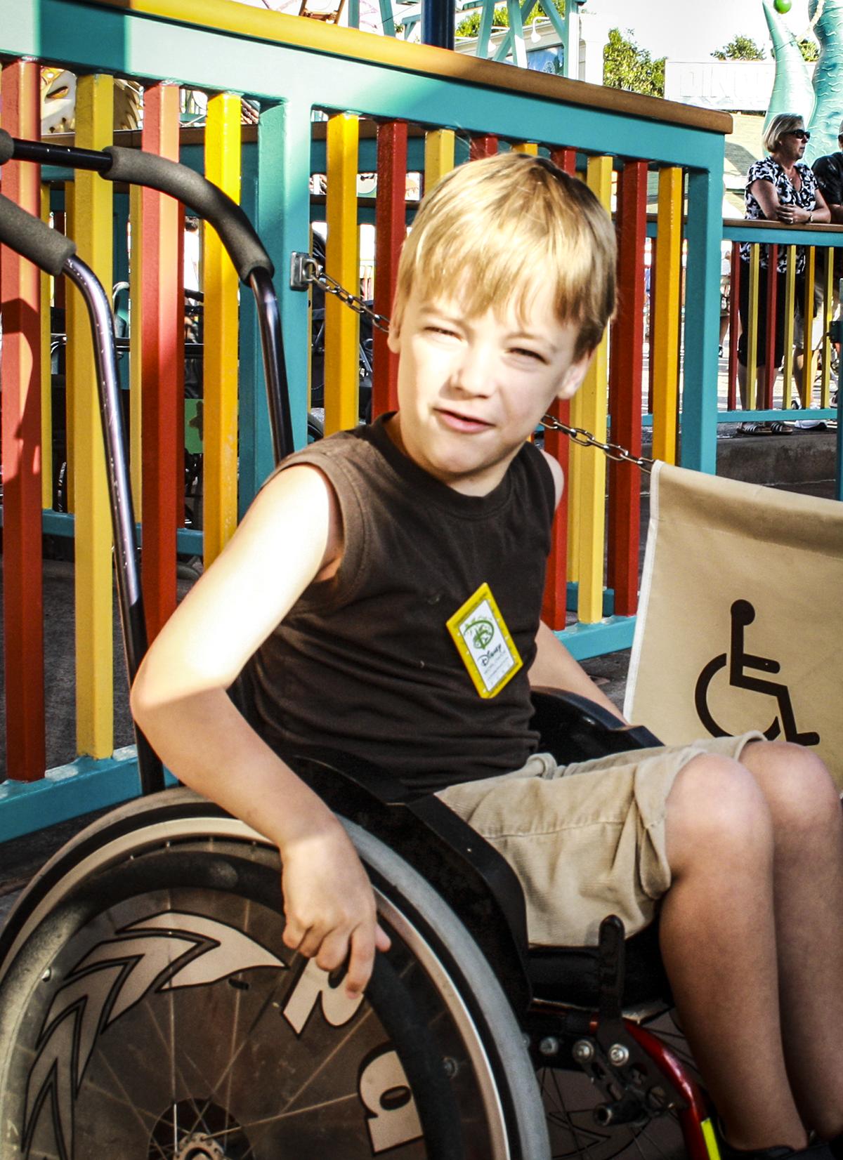 resa med funktionsnedsättning
