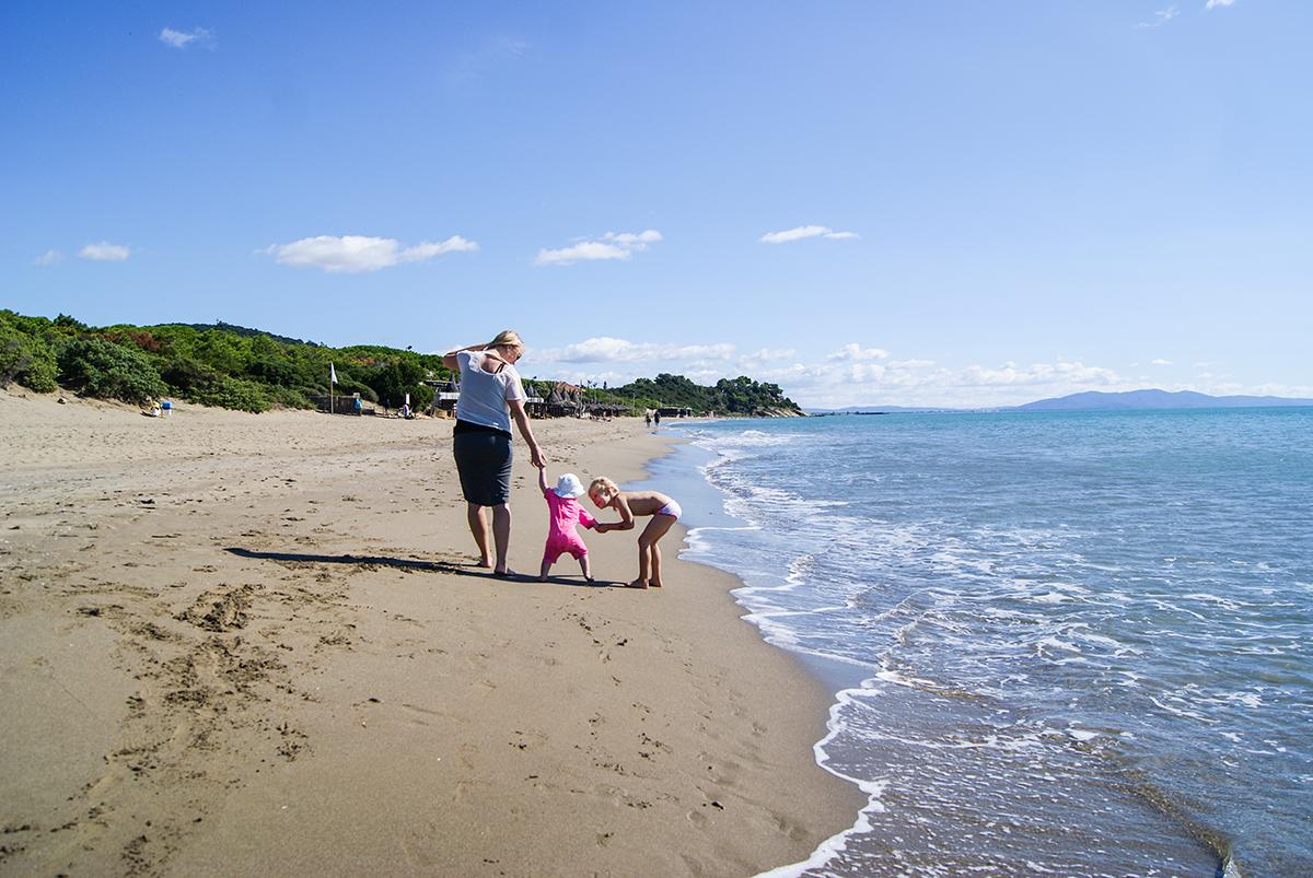 tips för resa med barn Italien