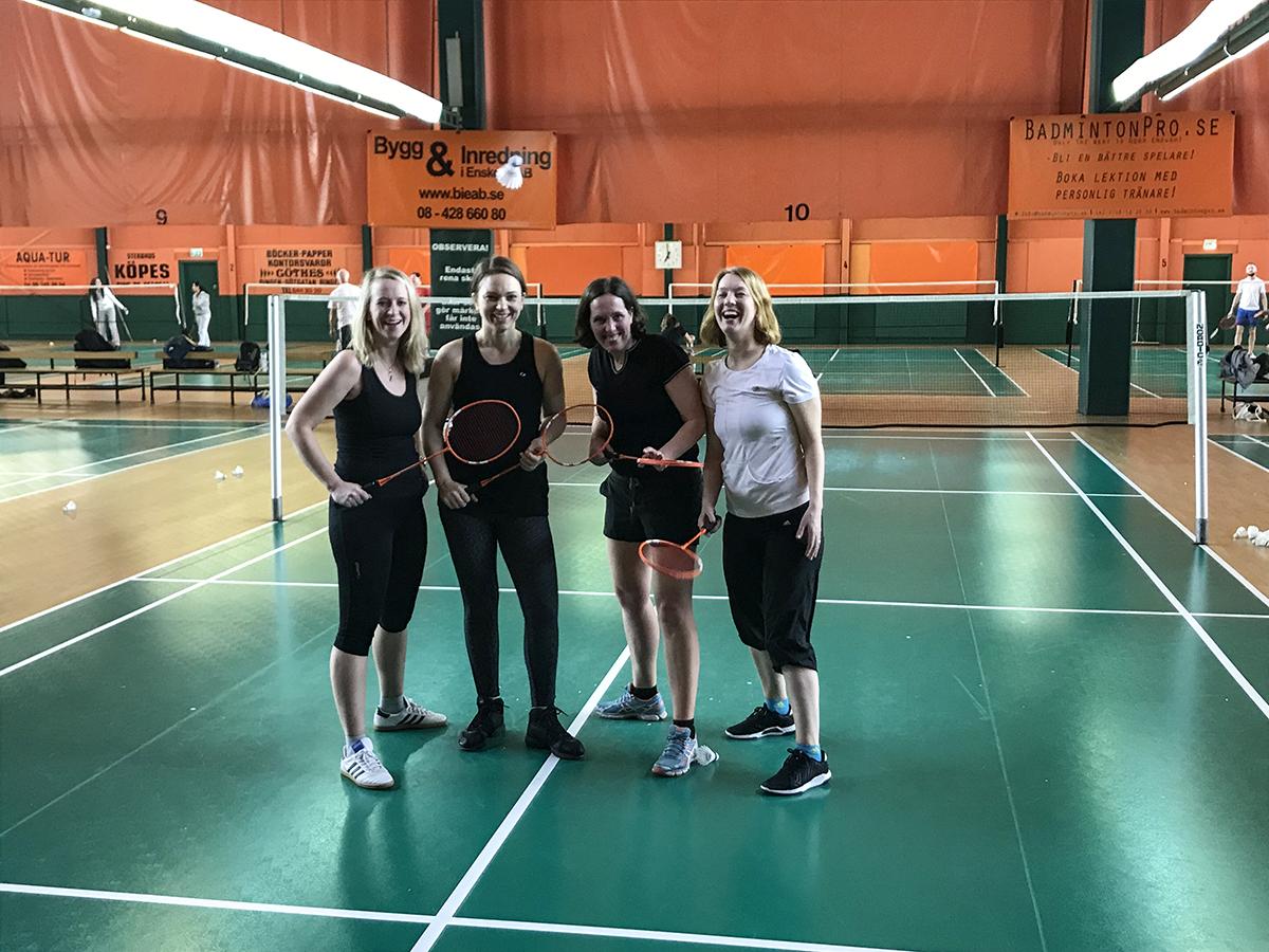 vagabondform badminton