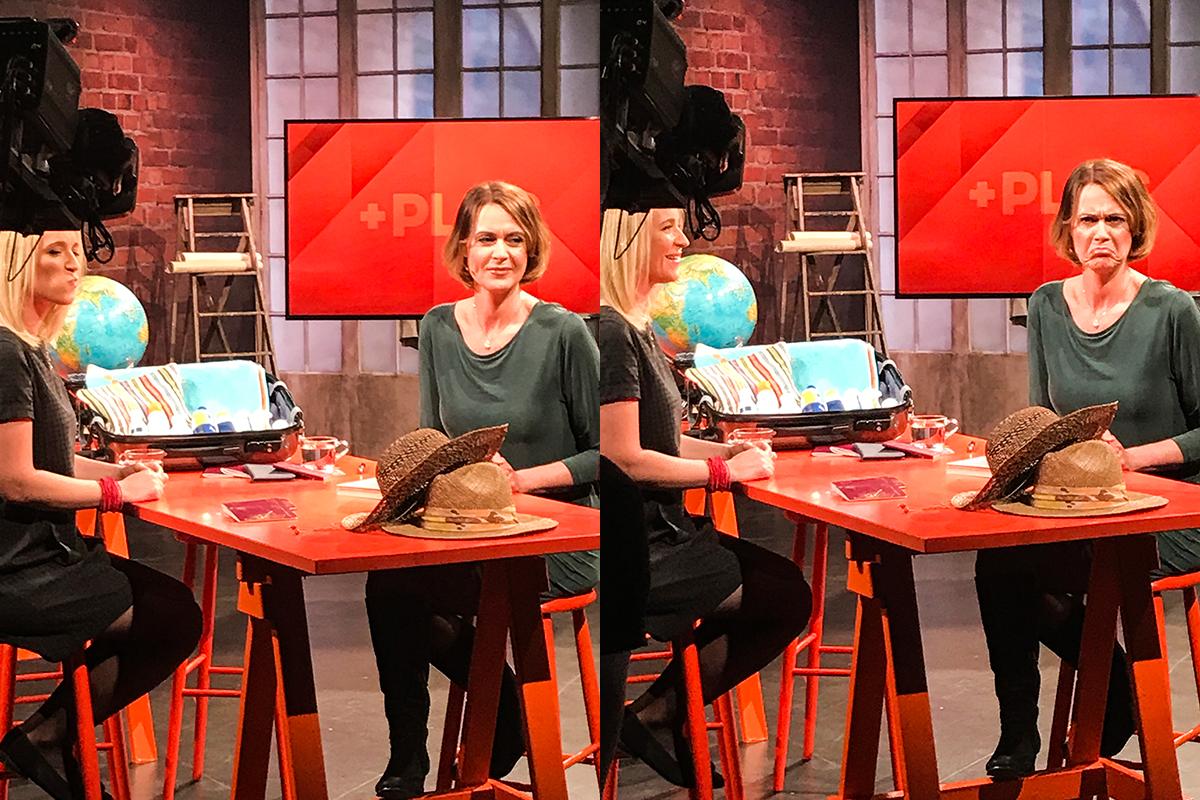 SVT Plus om resor